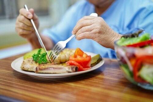 Alimentation des femmes souffrant de cancer du sein