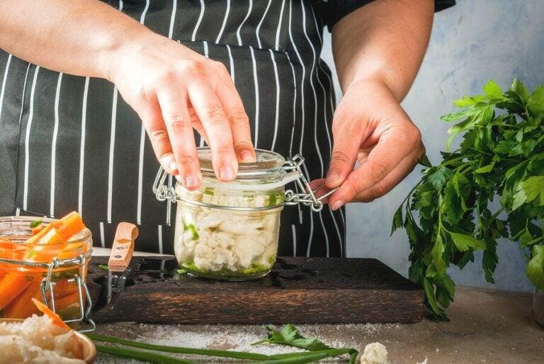 3 recettes faciles pour préparer des aliments fermentés