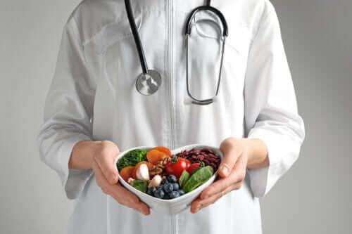 Manger sainement aide à avoir un cœur en bonne santé