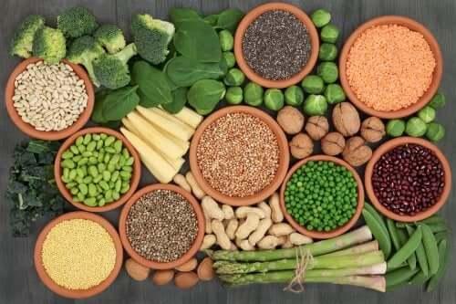 Aliments riches en protéines pour les personnes vegan