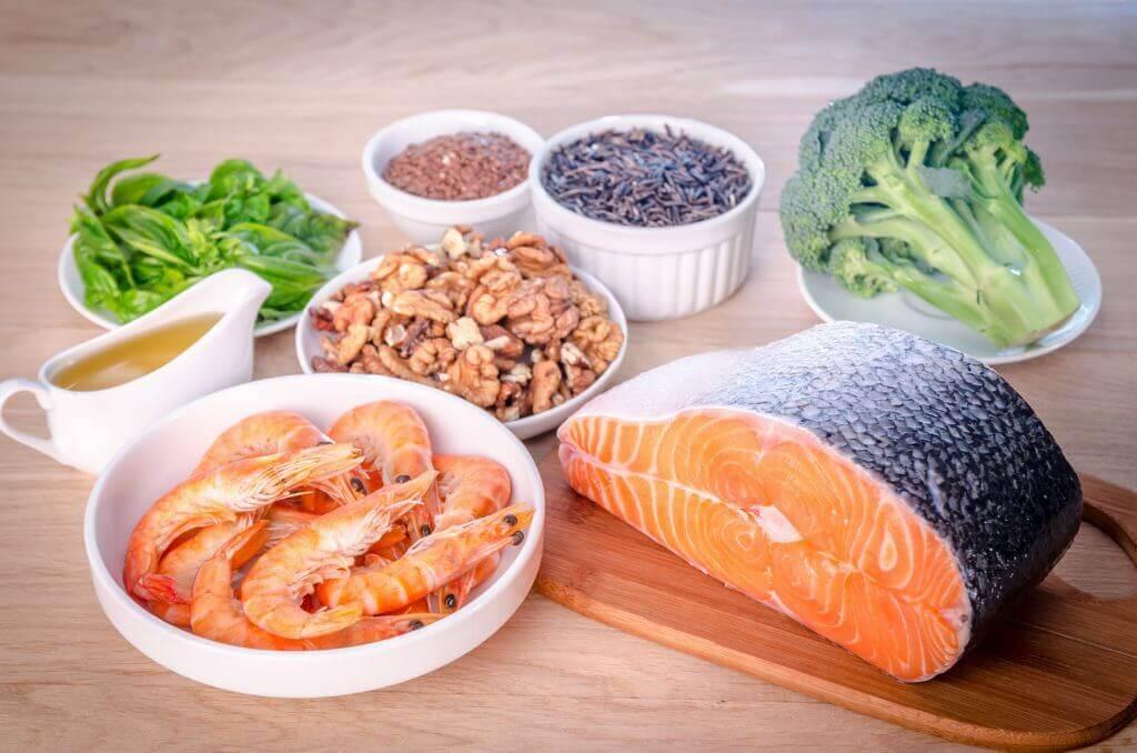 Les aliments riches en oméga-3 sont efficaces contre la kératose pilaire
