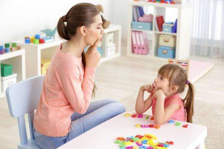 L'apprentissage de 2 langues chez les enfants bilingues