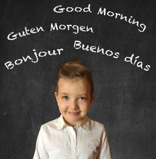Les bienfaits d'éduquer des enfants bilingues