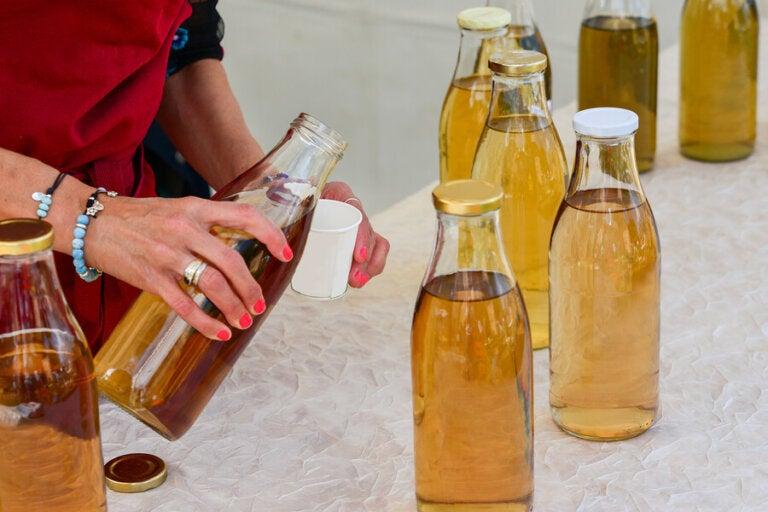 Caractéristiques et risques liés à la consommation du thé Kombucha