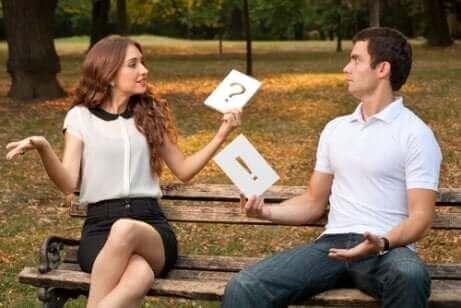 Que faire lorsque vous ne comprenez pas votre partenaire ?