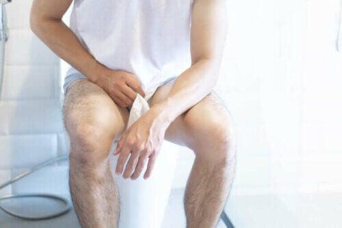 Quels sont les symptômes de la cystite chez les hommes ?