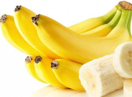 Des bananes.
