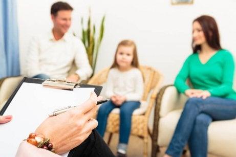 Le divorce par consentement mutuel et les enfants