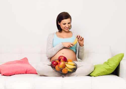 Risques d'une alimentation riche en sucre pendant la grossesse