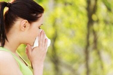 Les 5 meilleurs remèdes contre l'allergie au pollen
