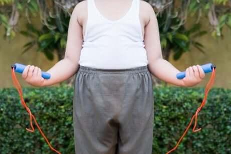 L'obésité infantile et le syndrome métabolique