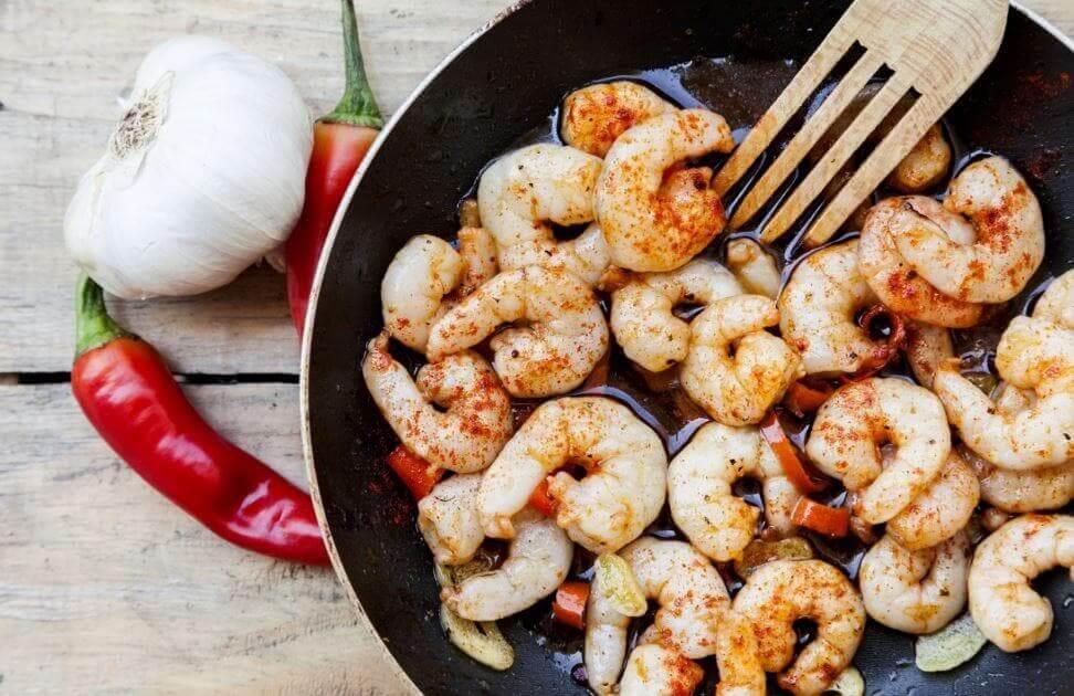 Comment préparer des tacos aux crevettes ?