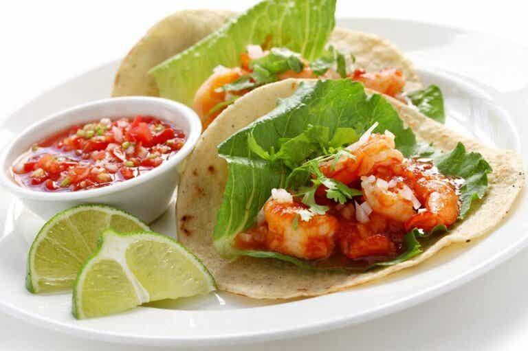 3 manières de préparer des tacos aux crevettes