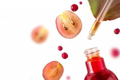 Traitements au raisin pour rajeunir votre peau