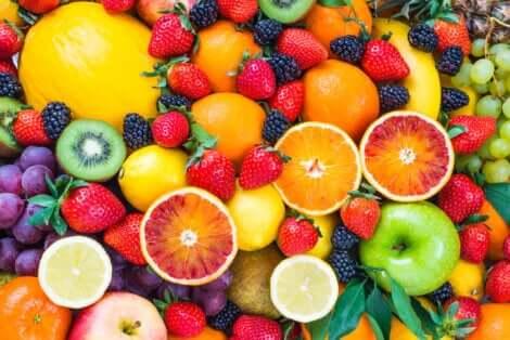 Les fruits figurent parmi les desserts les plus recommandés.