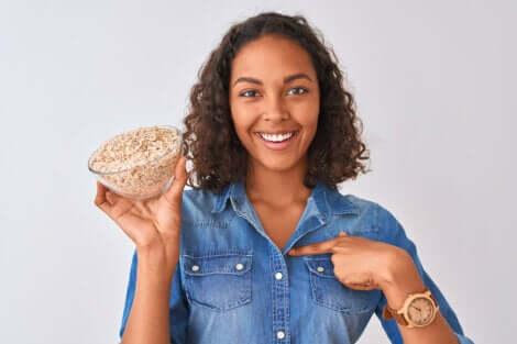 L'avoine fait partie des aliments alcalins.