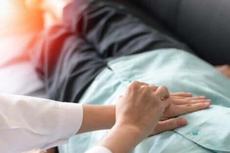 Le cancer du colon fait partie des maladies du système digestif.