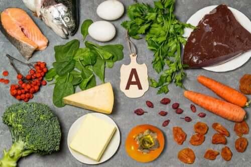 Carence en vitamine A: les risques possibles