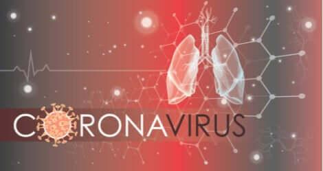 Le coronavirus en image.