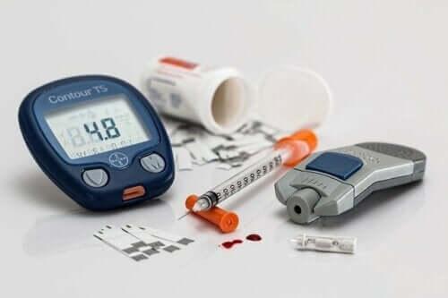 L'alimentation en cas de diabète de type 2