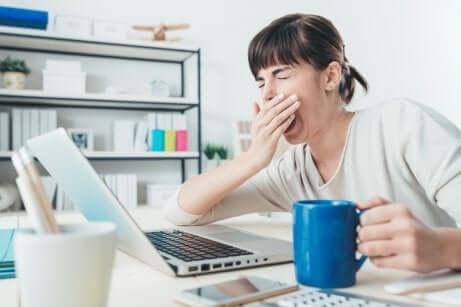 Quelques données sur l'inertie du sommeil