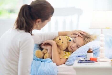 Quelques conseils pour remédier à l'urticaire chez les enfants.