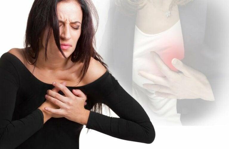Saviez-vous que la plupart des femmes ne connaissent pas les symptômes d'une crise cardiaque ?