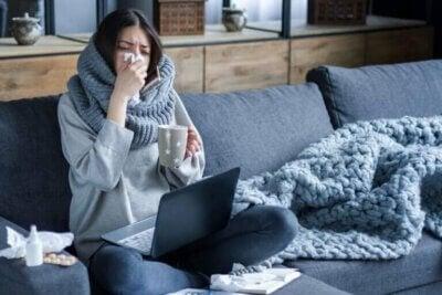 Pourquoi la grippe se propage-t-elle davantage en hiver ?
