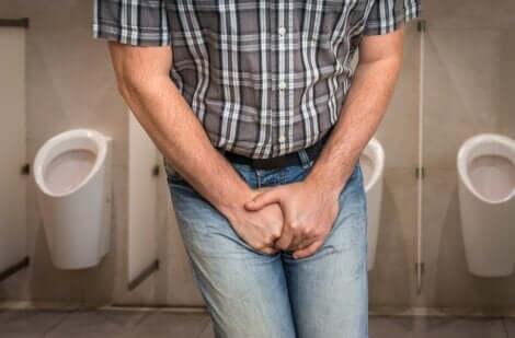 Les infections urinaires peuvent être douloureuses.