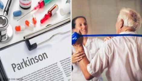 Contre la maladie de Parkinson: le modopar et la lévodopa