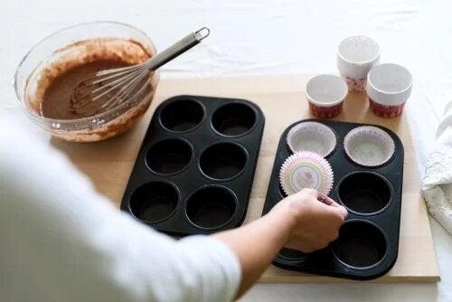 Le chocolat et les muffins à l'orange ne laisseront personne indifférent.