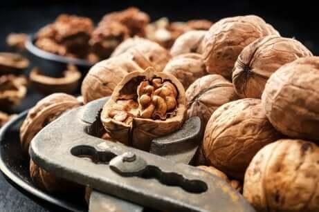 Les noix présentent de nombreux bienfaits.