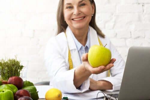 Quelle alimentation pour les personnes âgées ?