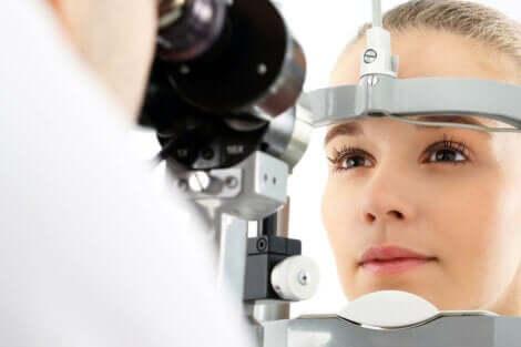 L'examen des différents types de glaucome.