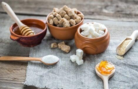Le sucre muscovado est un type de sucre complet.
