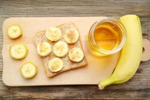 Les bénéfices de la banane pour les sportifs