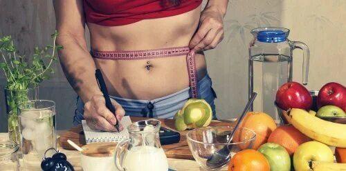 Les produits pour maigrir ne seront efficace qu'avec une bonne alimentation.