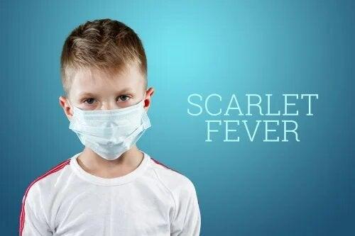 Scarlatine chez les enfants : symptômes et traitements