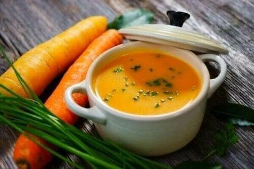 Les remèdes à la carotte se déclinent sous de nombreuses formes