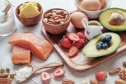 Liste des aliments autorisés dans le régime cétogène