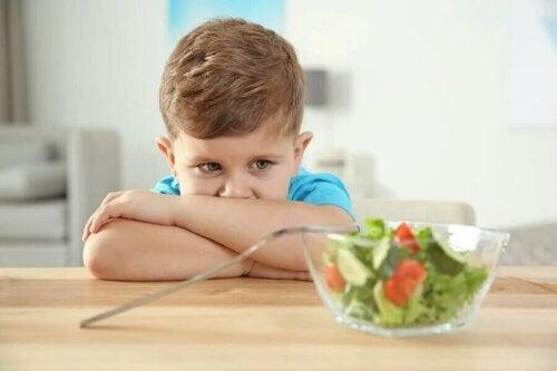 L'alimentation chez les enfants autistes peut être compliquée.