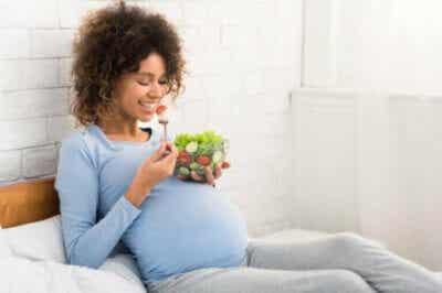 Que doivent dîner les femmes enceintes ?