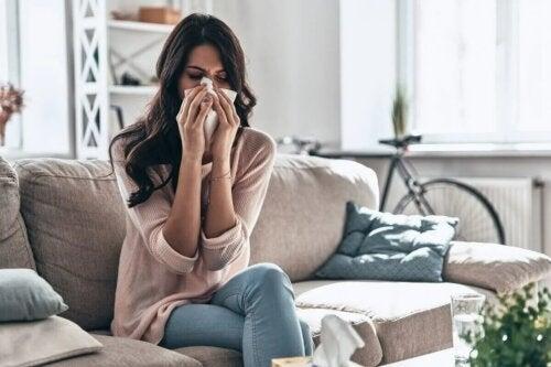 La rhinite et l'asthme activent les mêmes mécanismes de défense du corps.