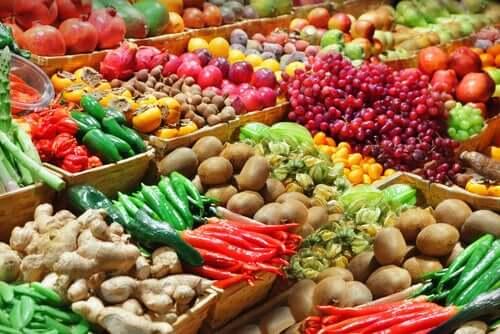 Les régimes alimentaires riches en flavonoïdes