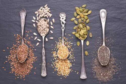 Pourquoi les graines sont-elles bonnes pour la santé ?