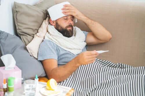 Pourquoi la température du corps augmente en cas de fièvre ?
