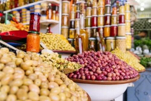 Le régime alimentaire durable repose sur une alimentation à base d'aliments de saison.