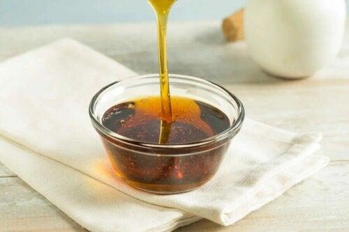 Le miel a plutôt un bon indice glycémique pour sa composition.