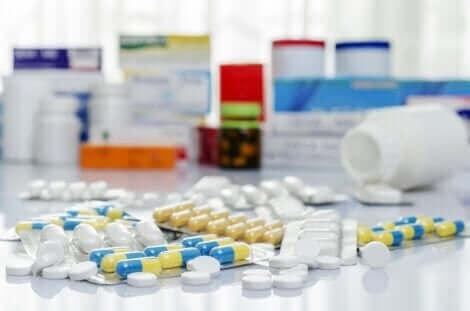 La péniciline contre les infections urinaires.