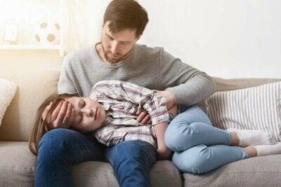 Remèdes naturels contre la migraine chez les enfants